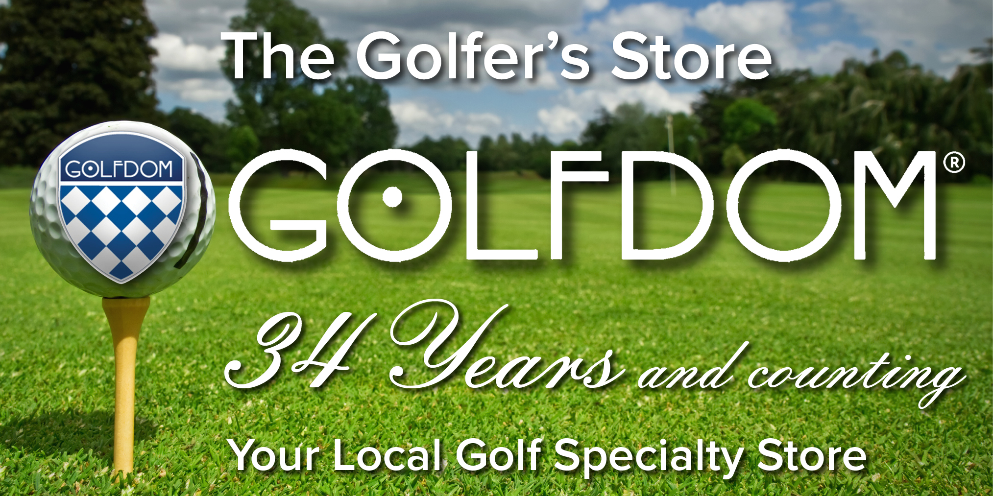Golfdom The Golfer's Store