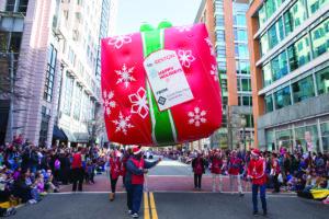 Reston Town Center Holiday Parade Balloon