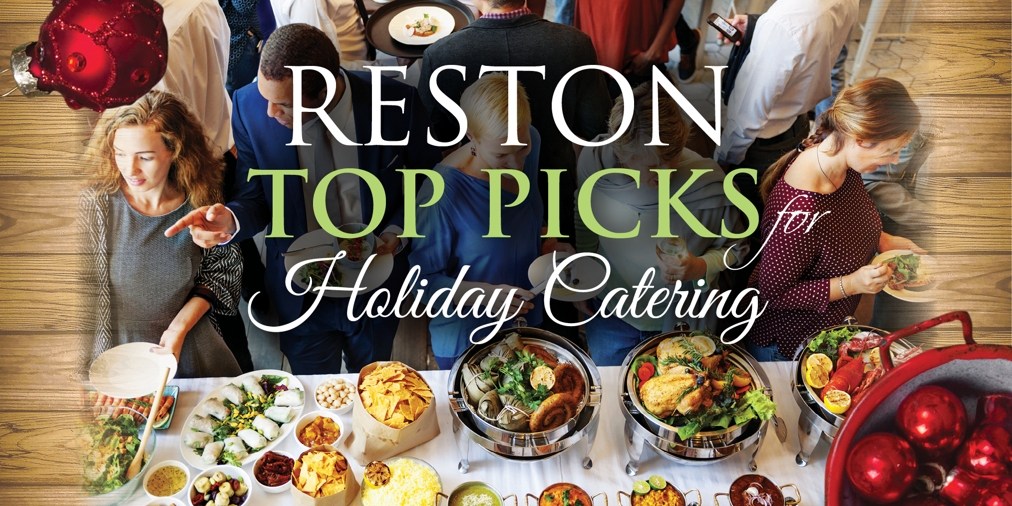 Reston Top Picks for Holiday Catering