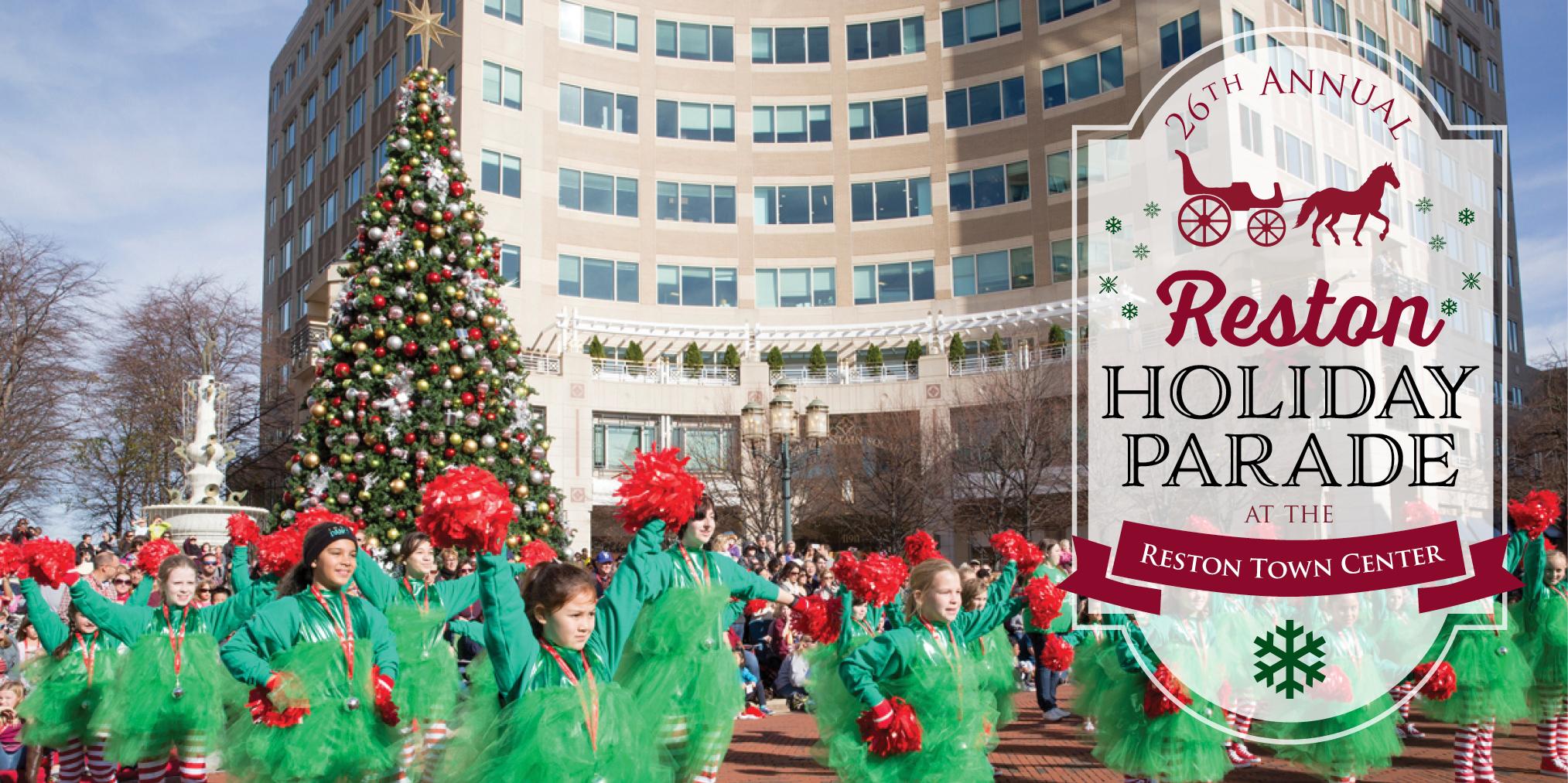Reston Holiday Parade