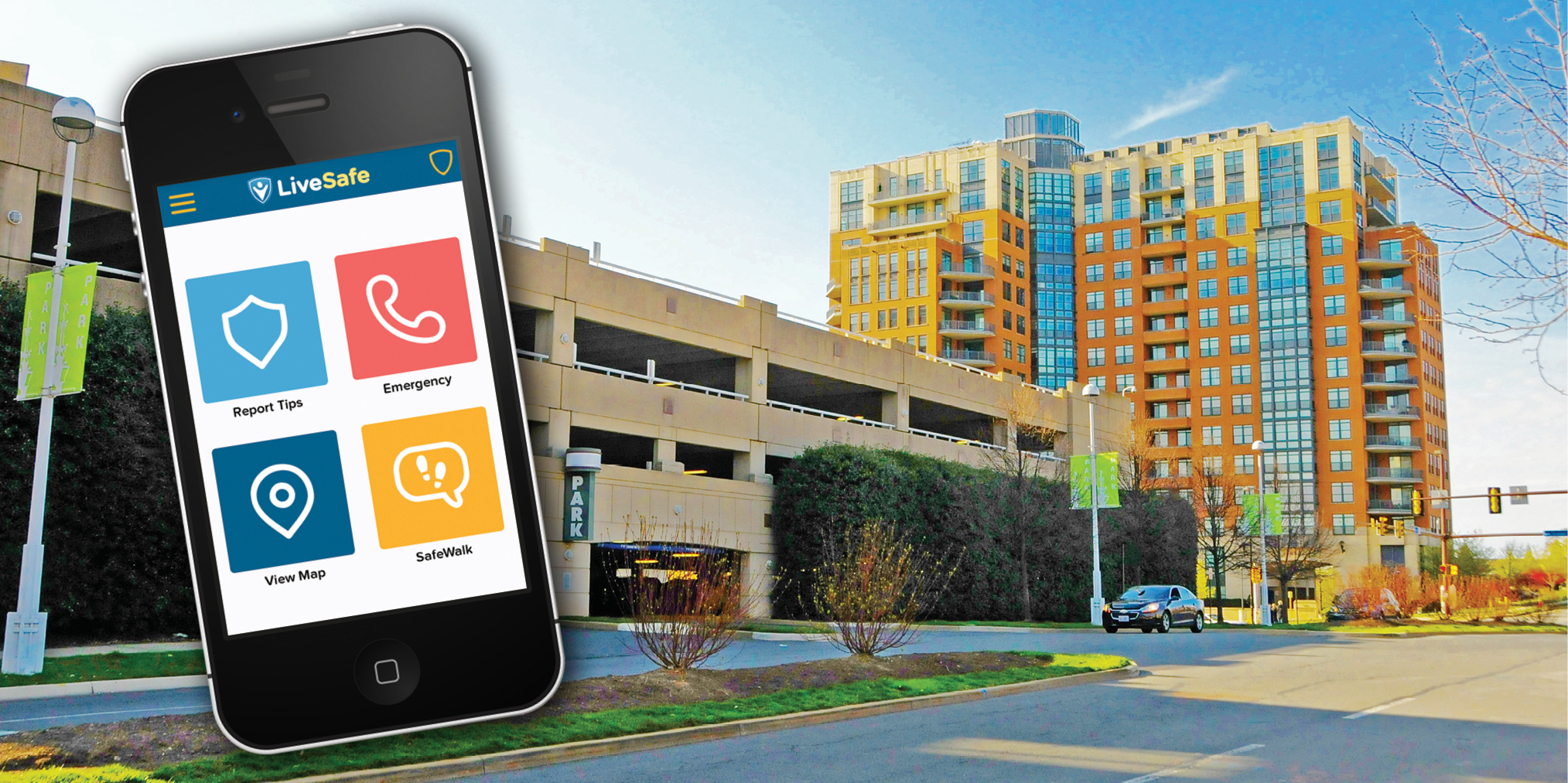 Reston Town Center LiveSafe