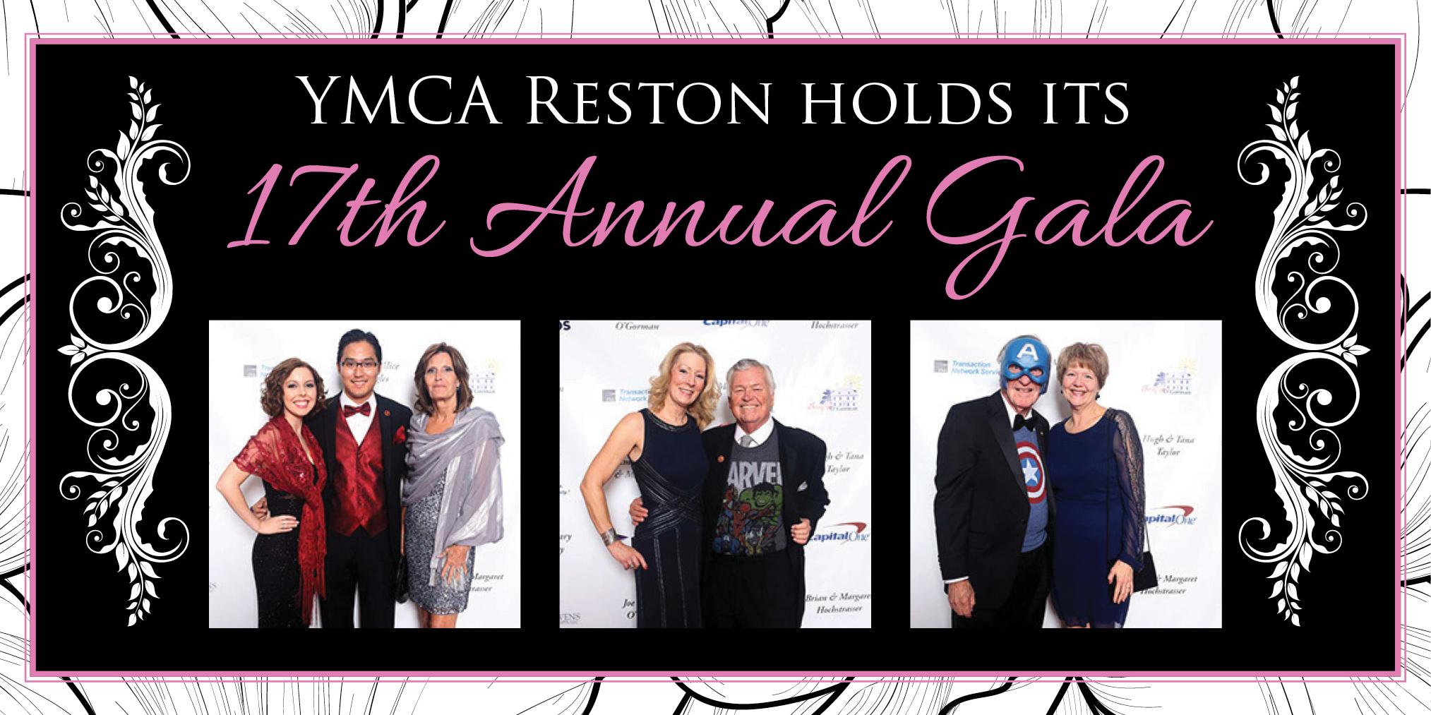 YMCA 17th Annual Gala