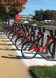 Capital Bikeshare Station
