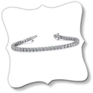 Princess Jewelers diamond bracelet