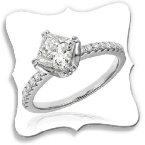 Salona Jewelers diamond ring