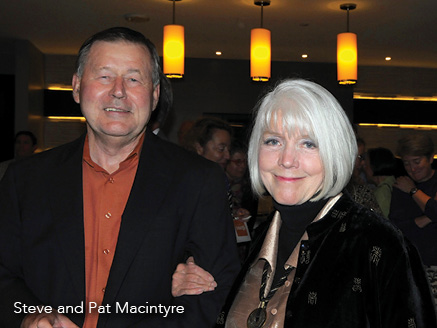 Steve and Pat Macintyre