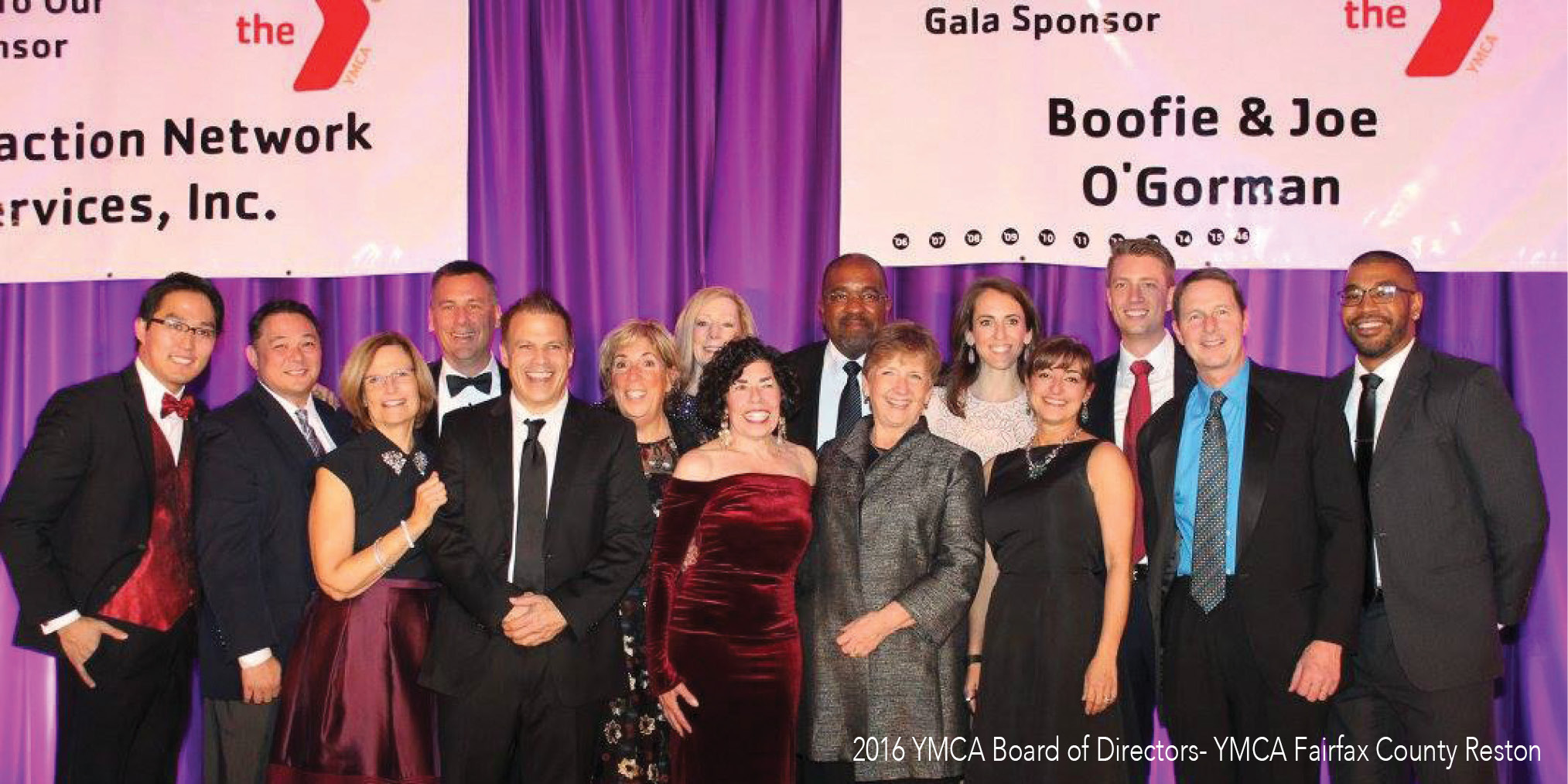 2016 YMCA Board of Directors- YMCA Fairfax County Reston