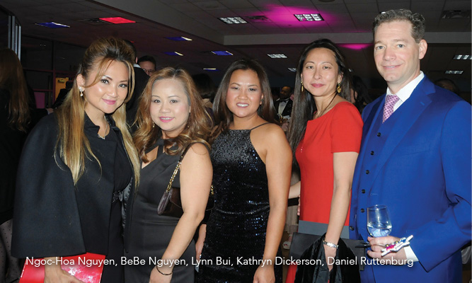 Ngoc-Hoa Nguyen, BeBe Nguyen, Lynn Bui, Kathryn Dickerson, Daniel Ruttenburg