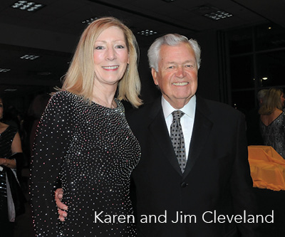 Karen and Jim Cleveland