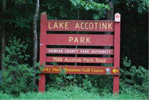 Lake Accotink Park