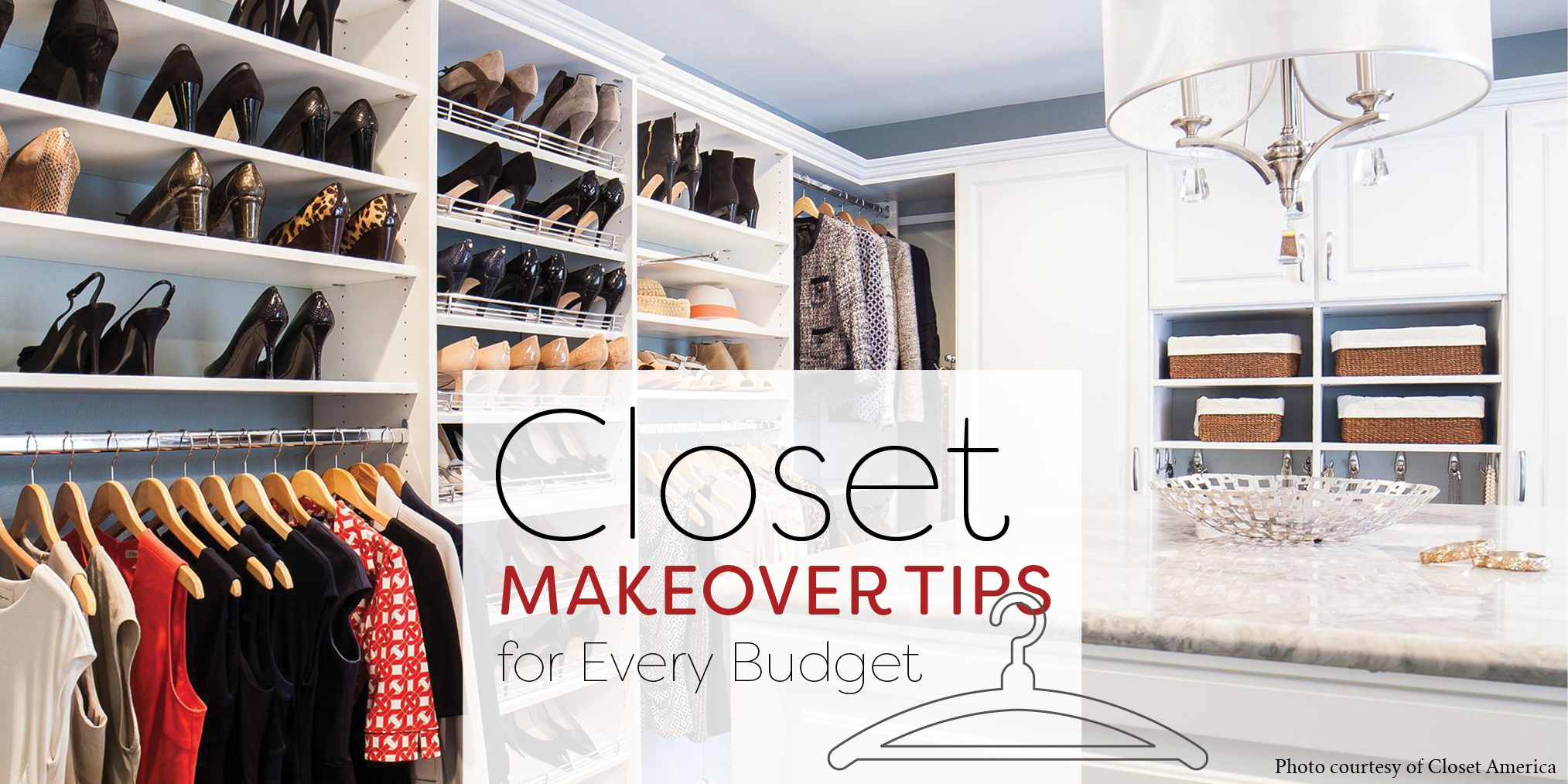 Closet Makeover Tips