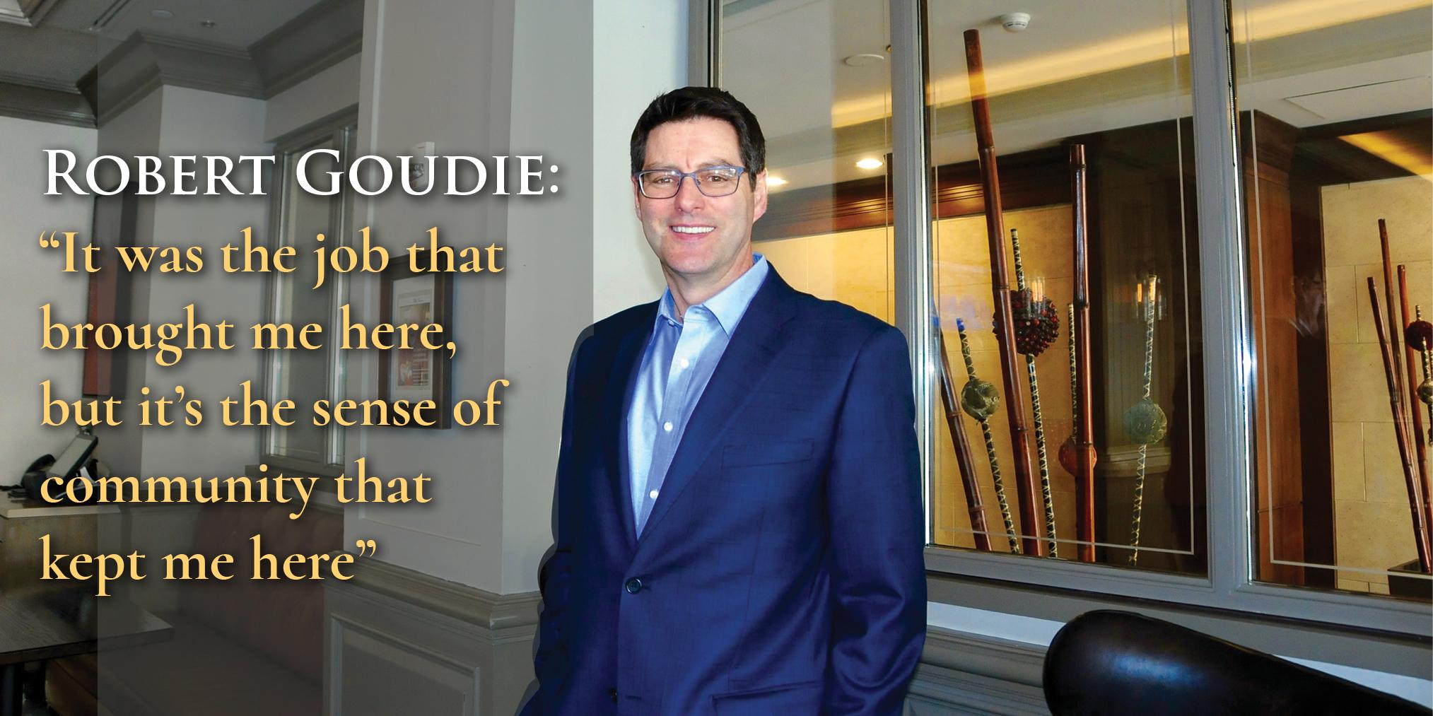 Robert Gouldie