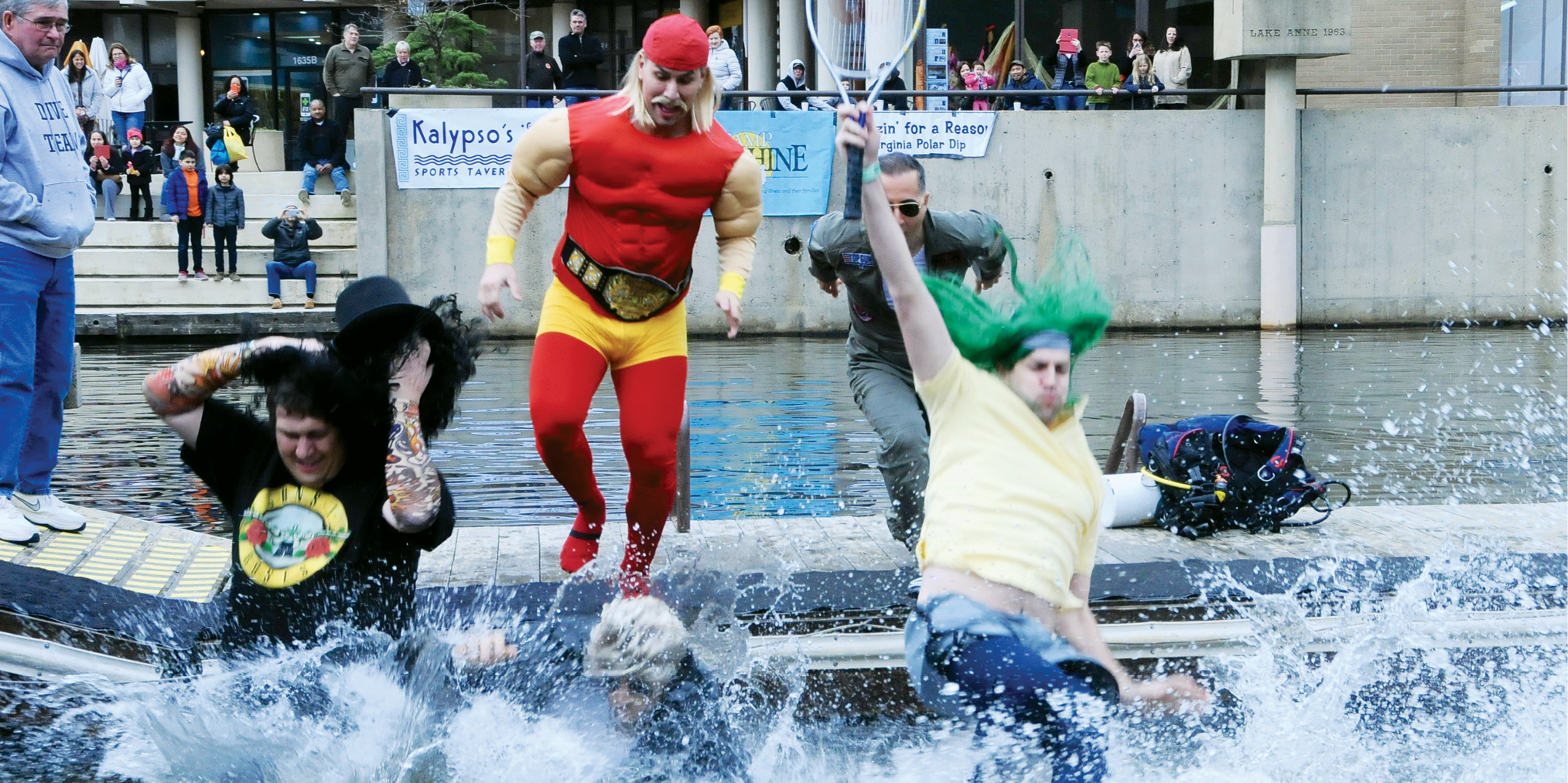 10th Annual Virginia Polar Dip