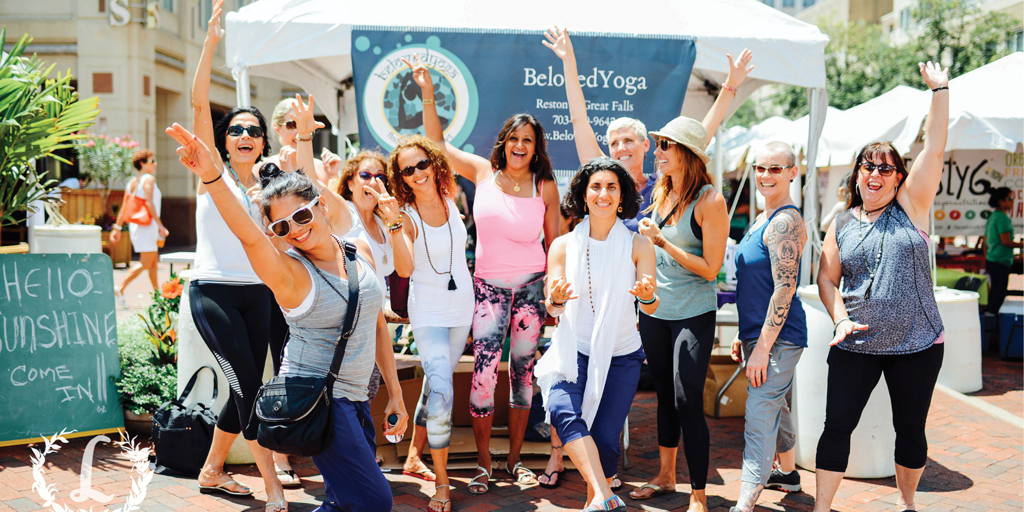 Love Your Body Yoga Festival