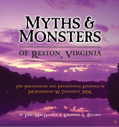 Myths and Monsters book cover