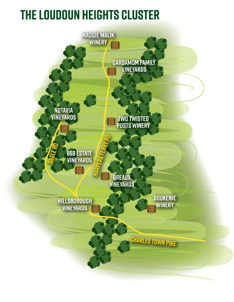 Loudoun Heights Cluster
