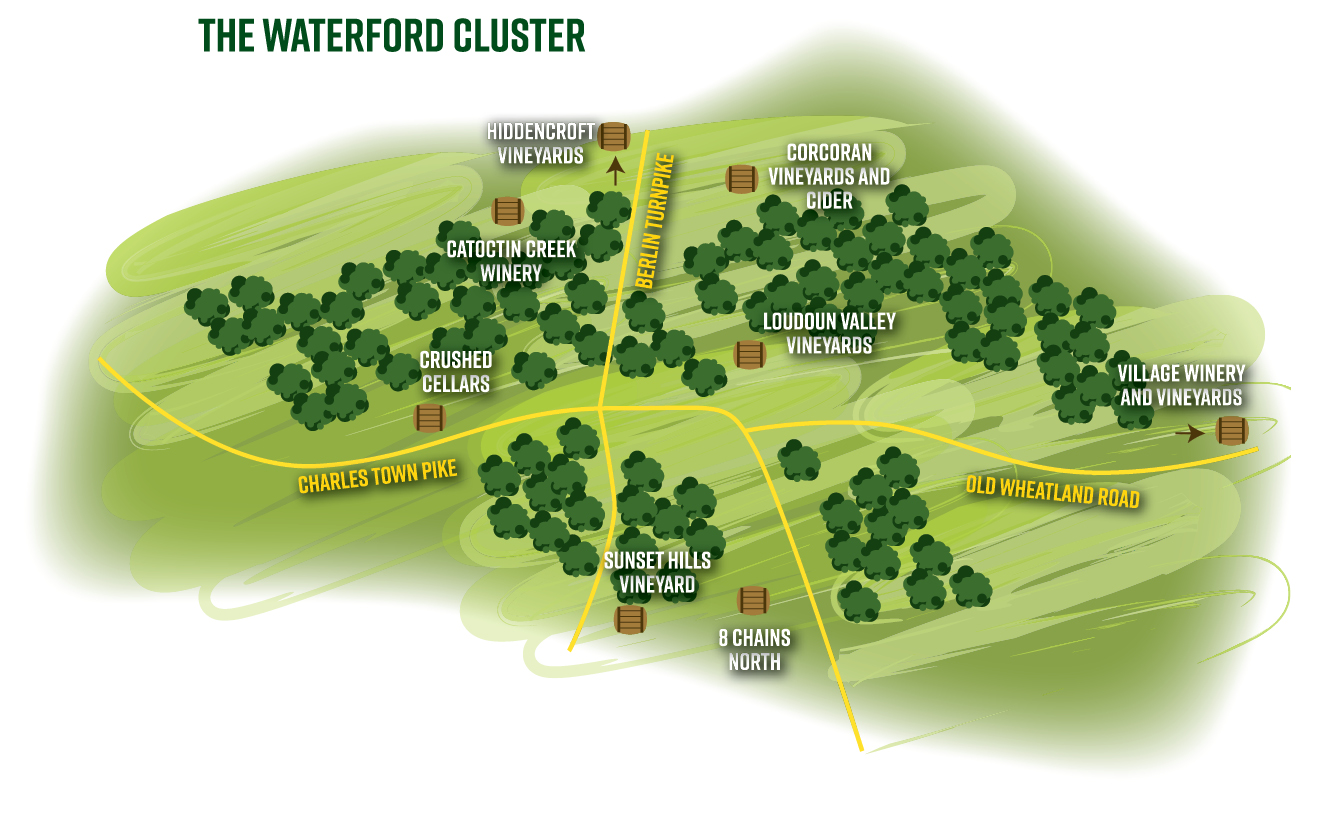 Waterford Cluster