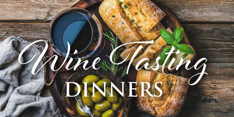 Wine Tasting Dinners