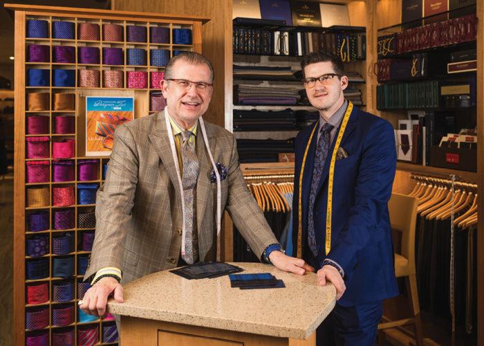 David Eisele, Sr. & David Eisele, Jr.