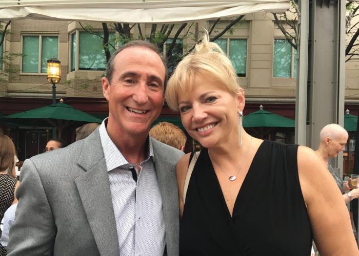 Mark Ingrao and Heather Wreath