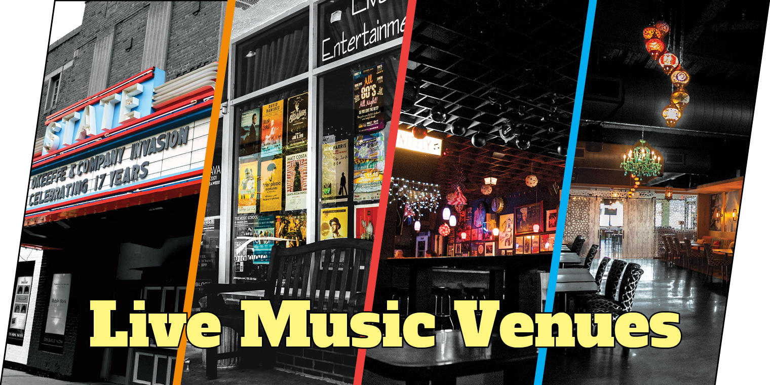 Live Music Venues Vivareston
